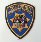 Vintage Cloth Patch California Highway Patrol