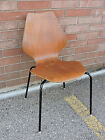 MID CENTURY MODERN MADE IN DENMARK BENT WOOD CHAIR 1950's DANISH
