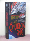 1st signed by 2 Conquerors 1 Conquerors Pride by Timothy Zahn 1994