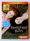 Switched at Birth Volume 1 Deaf ASL Teenage High school Drama TV Series on DVD