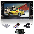 NEW Bluetooth GPS Car Stereo DVD Player With 6.2