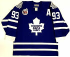 DOUG GILMOUR 1993 CUP 100TH TORONTO MAPLE LEAFS CCM ULTRAFIL AUTHENTIC JERSEY 48