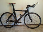 Quintana Roo Lucero. Men's Carbon Fiber Triathlon/Time Trial Bicycle