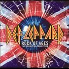 Definitive Def Leppard New 2 CD Set Best Greatest Hits