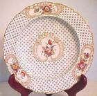 RARE 18TH C. FRENCH PORCELAIN CHANTILLY SOUP PLATE SEVRES