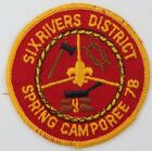 Six Rivers District 1978 Spring Camporee [H3739]
