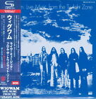 Wigwam Live Music From Twilight Zone Japan Mini LP Sleeve SHM-CD 2 CD Rare NEW