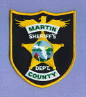 MARTIN COUNTY SHERIFF FLORIDA FL Police Patch SEMINOLE INDIAN STATE SEAL