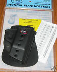 FOBUS PADDLE HOLSTER SMITH  WESSON MP SW MP TACTICAL PISTOL CONCEAL CARRY GUN