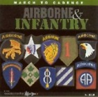 March to Cadence with US Airborne & Infantry Music CD