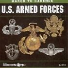 March to Cadence with the US Armed Forces Music CD
