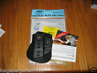 LEFT HAND FOBUS TACTICAL PADDLE HOLSTER SMITH WESSON MP SW MP PISTOL CONCEAL