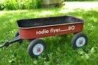 VIntage Radio Flyer 80 Red Metal Wagon