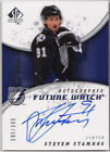 08-09 Sp Authentic Steven Stamkos SPA Future Watch Auto Rookie RC # 999