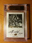 Grant Hill 2013 Upper Deck All Time Greats Basketball Auto 35 BGS 9.5 GEM MINT
