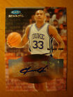 Grant Hill 2012-13 Fleer Mystique Signature Auto Duke Blue Devils
