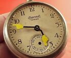 Ingersoll MIckey Mouse 1934 Pocket Watch Replacement PAIR HANDS 4 Repairs