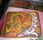 JACOBEAN PAISLEY I KNIFE EDGE PILLOW Erica Wilson Creative Crewel Embroidery KIT
