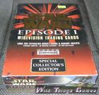 Star Wars Episode I Widevision Trading Cards Box SEALED