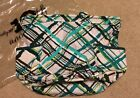 Thirty One Retro Metro Bag - NIP - Retrired Sea Plaid