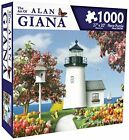 NEW Karmin International Alan Giana The Glory of Life Puzzle (1000-Piece)