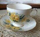 Royal Vale Tea Cup And Saucer Made In England Ridgway Potteries 8327