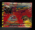UNOPENED BOX JURASSIC PARK III TRADING CARDS 3D DINOSAURS INSERTS 36 PACKS