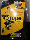 Go Fit Ultimate Pro ROPE WORKOUT Exercise Fitness WITH AUDIO CD