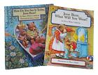 LOT 2 JESSE BEAR What Will You Wear  How Do You Say It Today Homeschool B4 FIAR