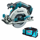 MAKITA 18V LXT DHS680 DHS680Z DHS680RFE CIRCULAR SAW AND DK18027 TOWABLE BAG