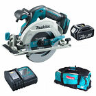 MAKITA 18V DHS680 CIRCULAR SAW BL1840 BATTERY DC18RC CHARGER & LXT600 BAG