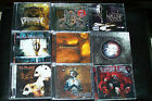 21 CDs FROM:BULLET FOR MY VALENTINE LAMB OF GOD TRIVIUM DARK TRANQUILLITY
