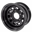 Black 15x10 Steel Wheel for Jeep Wrangler YJ TJ Cherokee 1984 2006 391550002