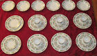 GIBSON CHRISTMAS CHARM 35 pc China Set Mint Condition