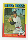 Carlton Fisk Cards, Rookie Card and Autographed Memorabilia Guide 32