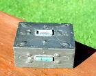 ANTIQUE ARTS & CRAFTS PEWTER TRINKET BOX  LOVELY PERIOD DESIGN BY J DIXON & SONS