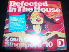 Defected In The House Zouk Out Singapore 10 Mixed By Simon Dunmore And DJB - New