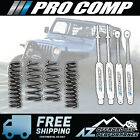 Pro Comp 2 Lift Kit w ES3000 Shocks 97 06 Jeep Wrangler TJ LJ K3055
