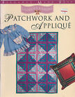 Sewing Patterns Patchwork Applique Quilting Ribbons Pillows Child's Dress Purse