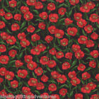 MODA Fabric ~ WILDFLOWERS VI  ~ Sentimental Studios END OF BOLT - 33 inches