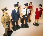 "King and Country HK""Cathay Pacific Crew"" – Limited Release cc/cf/pm/dd/hk/pilots"