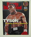 MIKE TYSON signed 11x14 SI Cover Sports Illustrated 6 24 91 June 24, 1991 auto