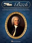 The Best of Bach Sheet Music E-Z Play Today Book NEW 000149736