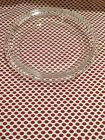 VERY OLD Vintage Pyrex Pie Plate Pan 201 Reverse Dollar Stamp Early 1900's