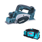 MAKITA 18V LXT DKP180 DKP180Z DKP180RFE PLANER AND 1 x DK18027 BAG