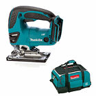 MAKITA 18V LXT DJV180 DJV180Z DJV180RFE JIGSAW AND BAG