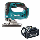 MAKITA 18V LXT DJV182 DJV182Z DJV182RFE BRUSHLESS JIGSAW AND 1 x BL1840