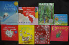 Lot of 8 hard  soft cover FIAR Five in a row childrens book HOMESCHOOL
