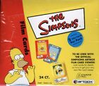 THE SIMPSONS FILM CARDS (ARTBOX) BOX