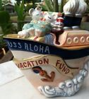 Fitz And Floyd Vacation Fund, Fun Funds Bank, Vacation Fund Yea!!!!